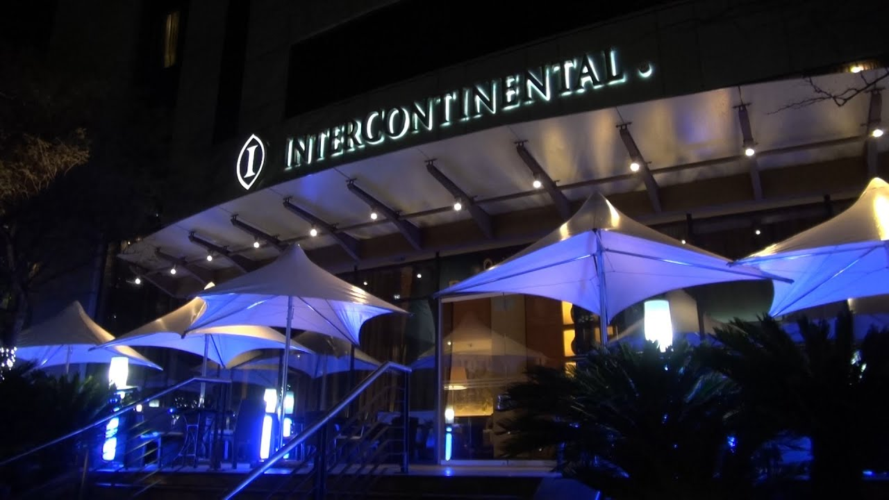 Intercontinental Airport Hotel Johannesburg