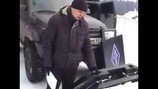 видео Как самостоятельно изготовить силовой бампер и зачем он нужен?