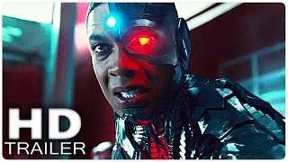 JUSTICE LEAGUE Trailer 2 (Extended) 2017