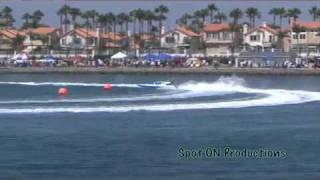 2009 Long Beach Sprint Nationals K Boat final