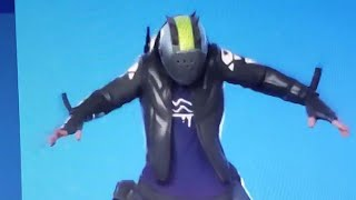 Fortnite Season 10 Dances in Super Slow Motion with the new Battle Pass Skin!