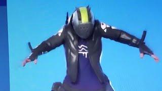 Fortnite Saison 10 Danse en Super Slow Motion avec la nouvelle Battle Pass Skin!