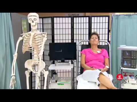 Scary Skeleton Prank   Just for Laughs Gags