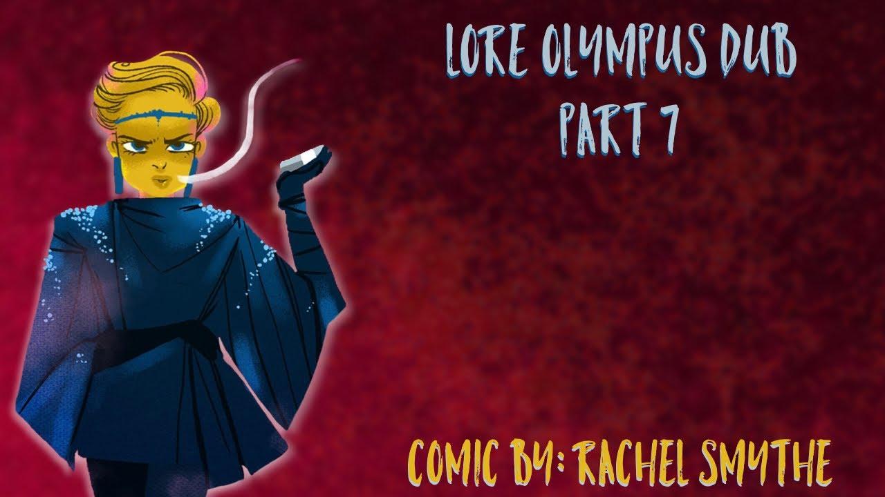 Lore Olympus Webtoon Dub Part 7 Episodes 17 20