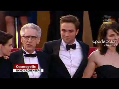 "Full ""Cosmopolis"" premiere in Cannes 2012"
