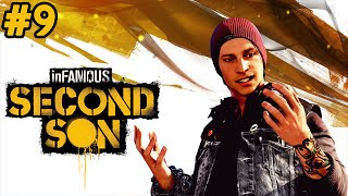 InFamous Second Son Yucin Bölüm 9
