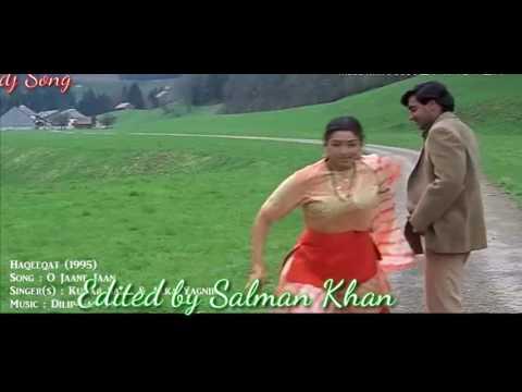 O Jane jaa tu hasi mai jawa dj Song  Editing by Salman Khan