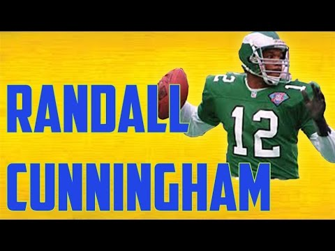 RANDALL CUNNINGHAM 96 OVERALL ULTIMATE FREEZE PLAYER REVIEW - MUT 16