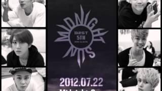 BEAST/B2ST - 'Midnight Sun'