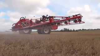 agrifac condor endurance self propelled sprayer