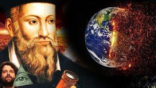 Śmierć Papieża i Globalny Konflikt - Nostradamus Przepowiednie na 2019