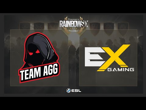 eXcellence Gaming vs. AGG - Rainbow Six Pro League on XBOX ONE - NA - Play Day 1