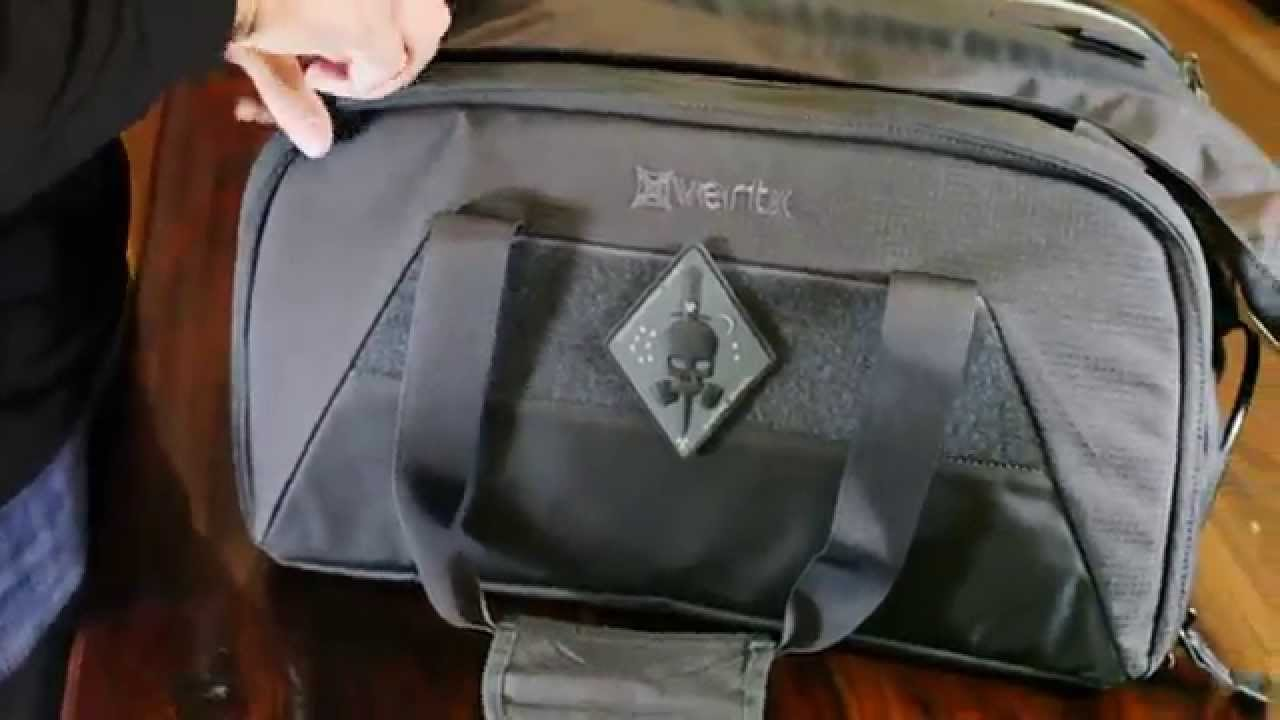 Z E R T Vertx A Range Bag Review