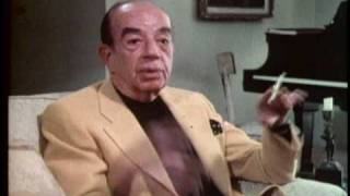 Vincente Minnelli Talking About Judy Garland 1.