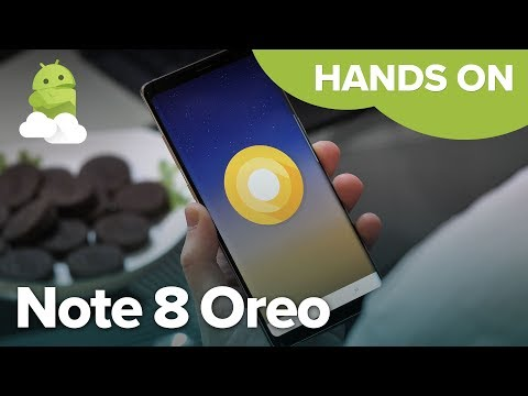 Galaxy Note 8 Oreo: What's new in Android 8.0 for the Note