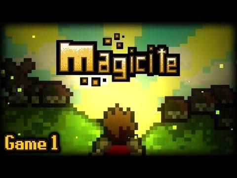 Magicite RPG - Game 1 - CHARGING BULL!