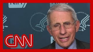 Dr. Fauci: There's no magic drug out there right now