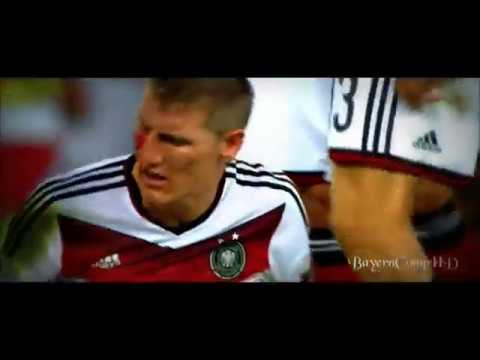 #7  Bastian Schweinsteiger   World Cup 2014 ● Undercover Hero HD