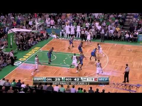 2010 PLAYOFFS Game 6: Boston Celtics VS Orlando Magic (Celtics Win Series!)