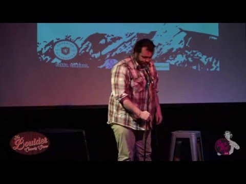 Sam Tallent destroys heckler at the Boulder Comedy Show