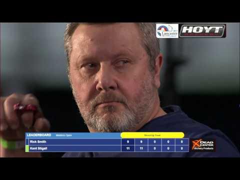 2017 Lancaster Archery Classic: Master Open Finals