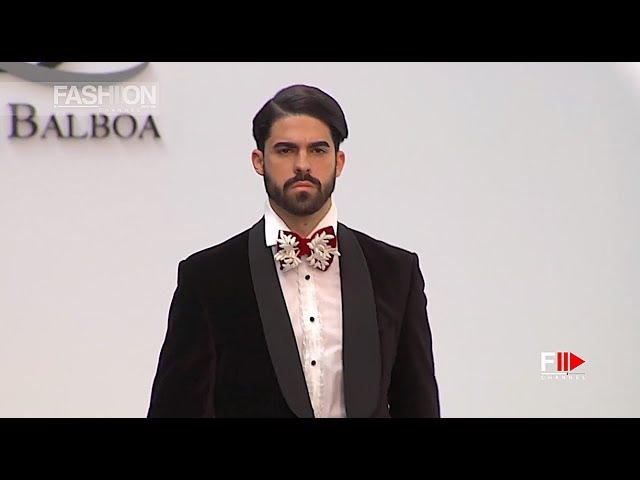 LUCAS BALBOA Highlights Spring Summer 2018 Madrid Bridal Week - Fashion Channel
