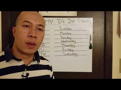 Qhia Txog Cov Zwj (WEEK)