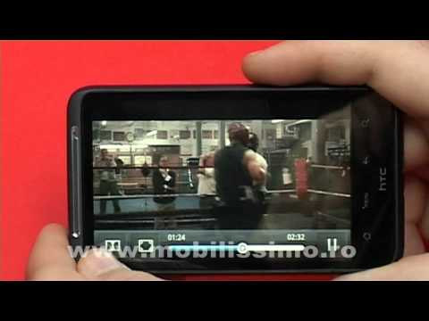 HTC Desire HD review - Mobilissimo TV