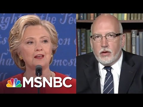 Former Bernie Sanders Campaign Head Reacts To Debate | MSNBC
