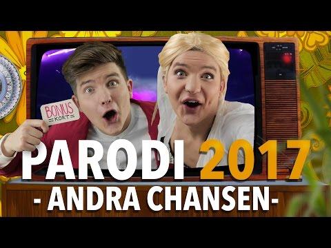 Melodifestivalen 2017 PARODI