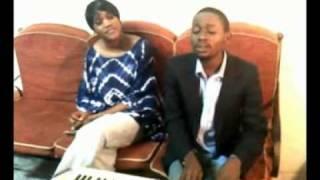 Erick-Ralph Kionga et Lisa Diallo _ ONE DESIRE
