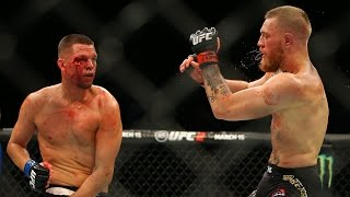 Conor McGregor vs. Nate Diaz Rematch at UFC 200