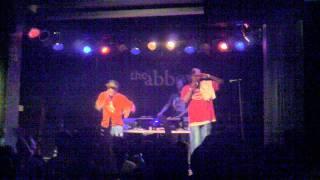 Del the Funky Homosapien - Mistadobalina [Live]
