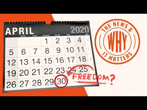 Hang In There! Trump Extends Social Distancing Through April 30   The News & Why It Matters   Ep 502
