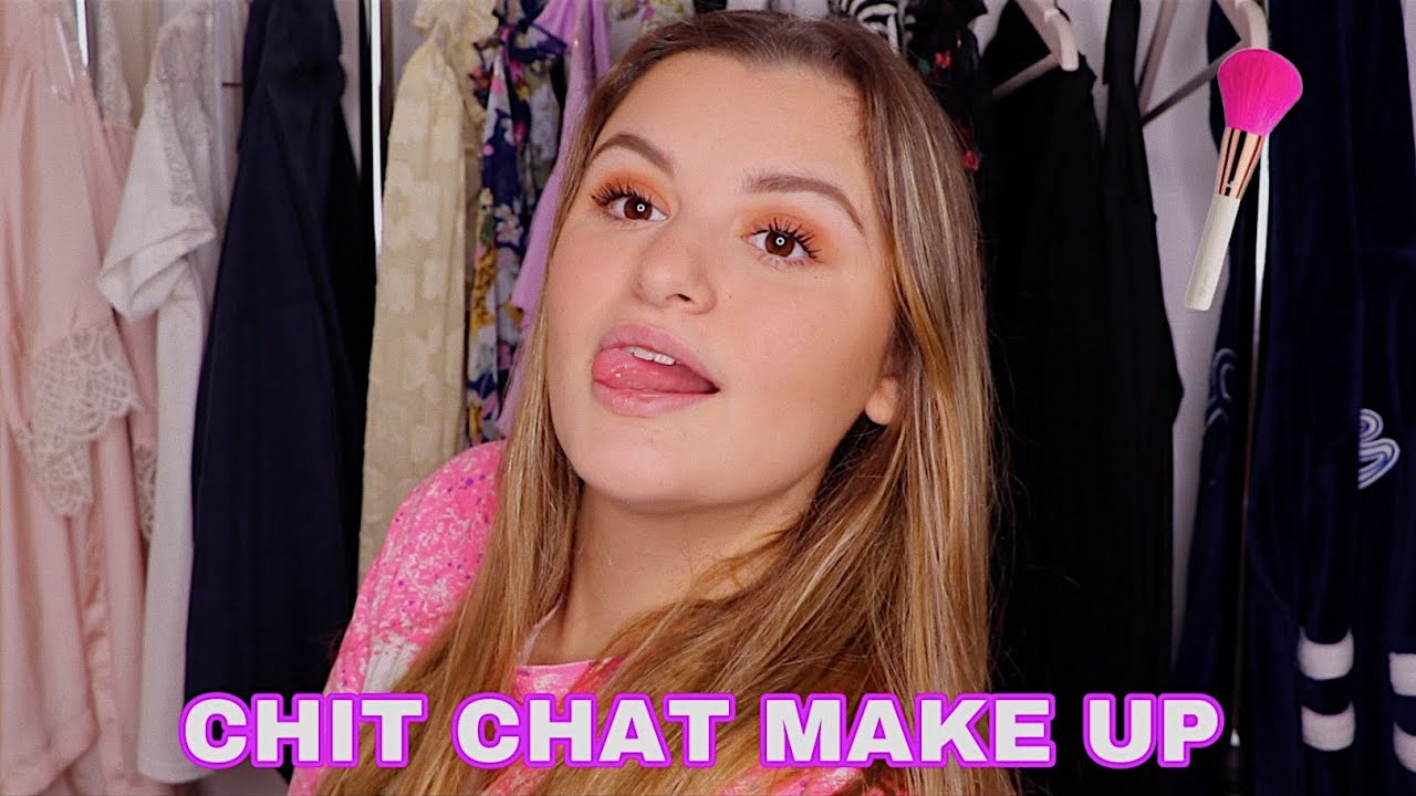 CHIT CHAT MAKE UP (nouvelle vie, appartement)