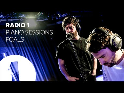 Foals - Radio 1 Piano Session