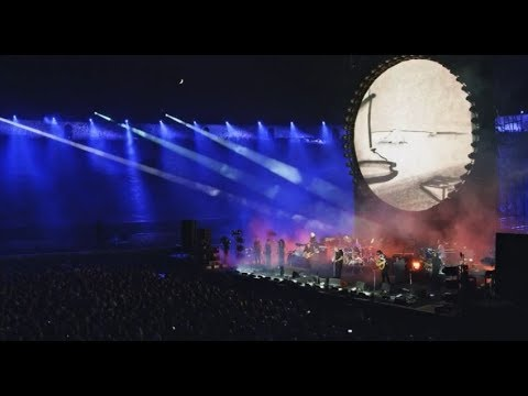 "David Gilmour -""In Any Tongue"" Pompeii' 2016"