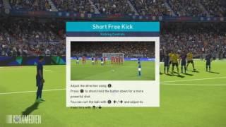 PES (18) 2018 Official Gameplay Barcelona vs Borussia Dortmund | DnV Productions