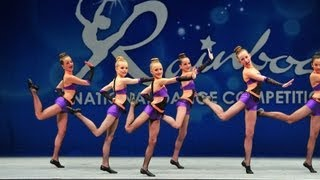 KAR Dance Competition, Work Me Down, North County Dancearts