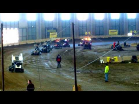 Kaylee Bryson 11B - Restricted Heat - 1-2-2014 29th Annual Tulsa Shoot-out