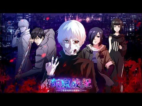 Jauh Lebih Mantap! | Tokyo Ghoul - Mobile [CN] Android Action-RPG (Indonesia) #1