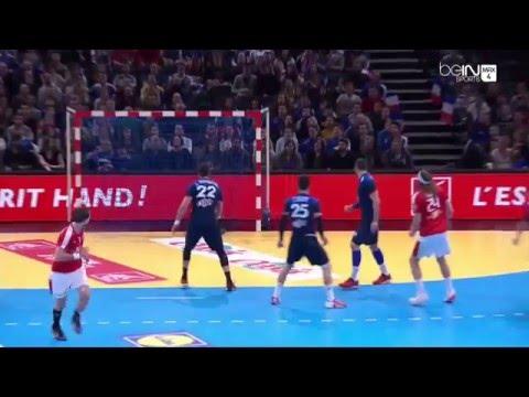 Best Goal Mikkel Hansen Golden League France 36-28 Danemark - 10/01/2016