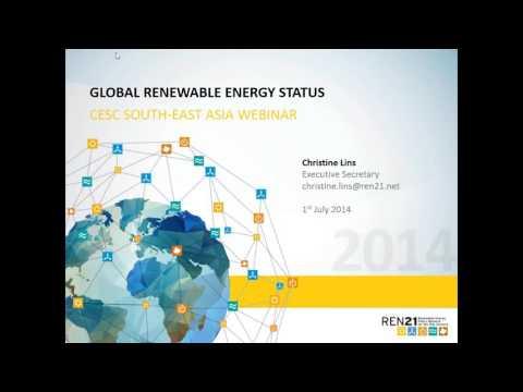 REN21 Renewables 2014 Global Status Report: South East Asia