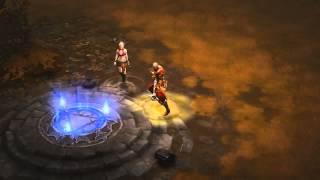 Diablo 3   Монах HD Русский трейлер