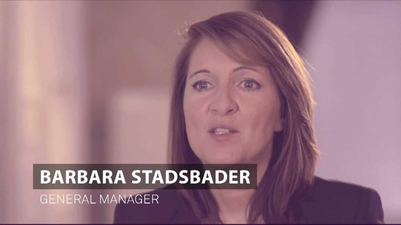 Barbara Stadsbader Connected - YouTube