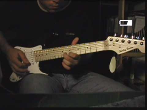 Harley Benton MS Jr (Child's mini guitar) - Summer Song cover