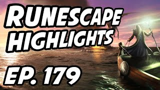 RuneScape Daily Highlights | Ep. 179 | rsnRRobert, sparcmaclived, Hyphonix, AndyMilonakis