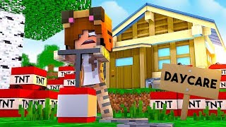 Minecraft Daycare -  TINA'S KILLER !? (Minecraft Roleplay)