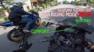 Suzuki GSXR150 Juga Punya Riding Mode