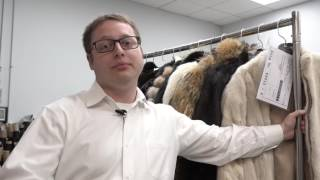 Fur Coat Cleaning and Storage